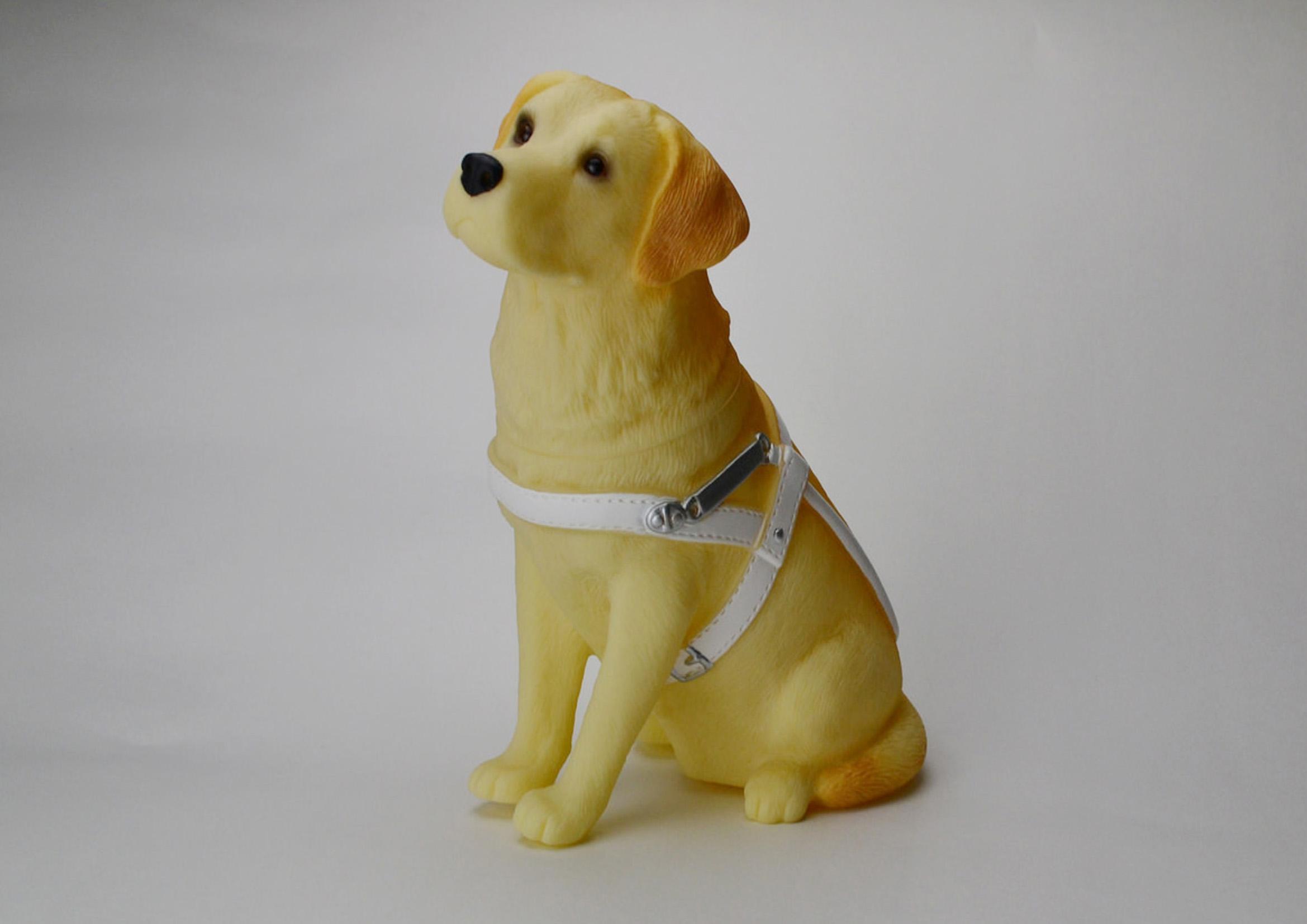 盲導犬フィギュア