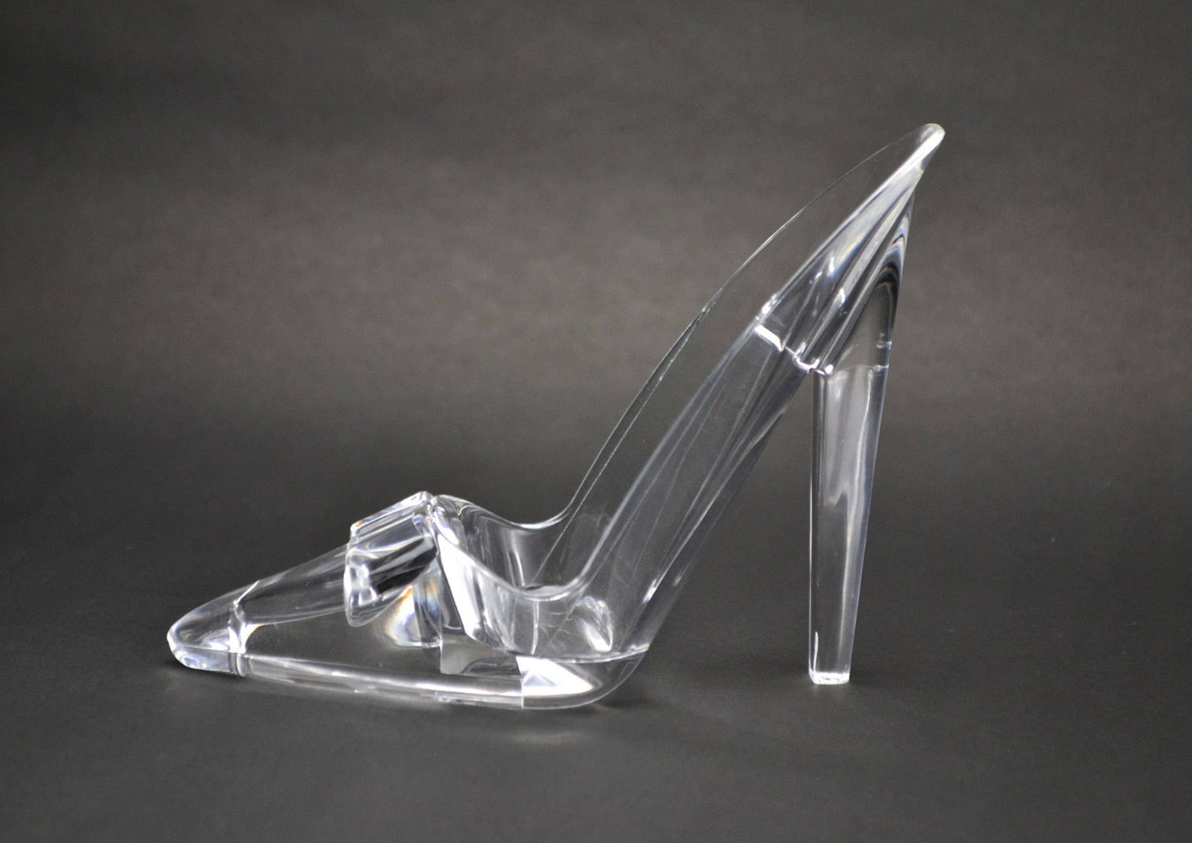 ガラスの靴モチーフ品